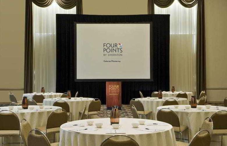 Four Points by Sheraton Galerias Monterrey - Hotel - 10