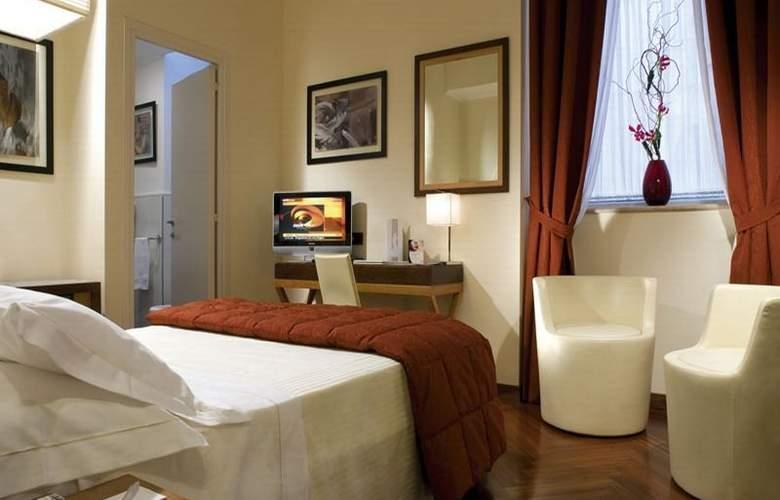 Nazionale Roma Hotel & Conference Center - Room - 4