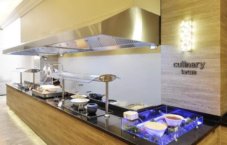 Alkoclar Adakule Hotel - Restaurant - 36