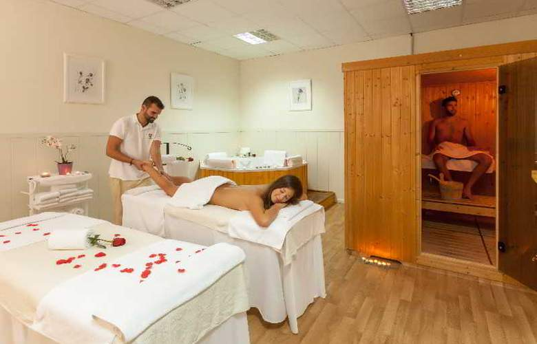 GF Hotel Isabel Family - Spa - 7