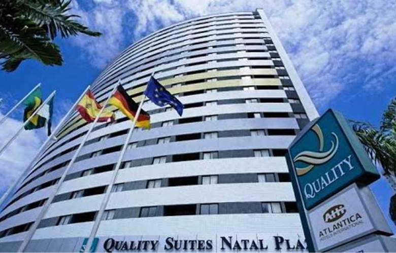 Quality Suites Natal - Hotel - 2