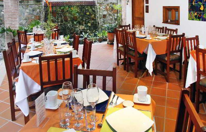 La Campana Hotel Boutique - Restaurant - 9