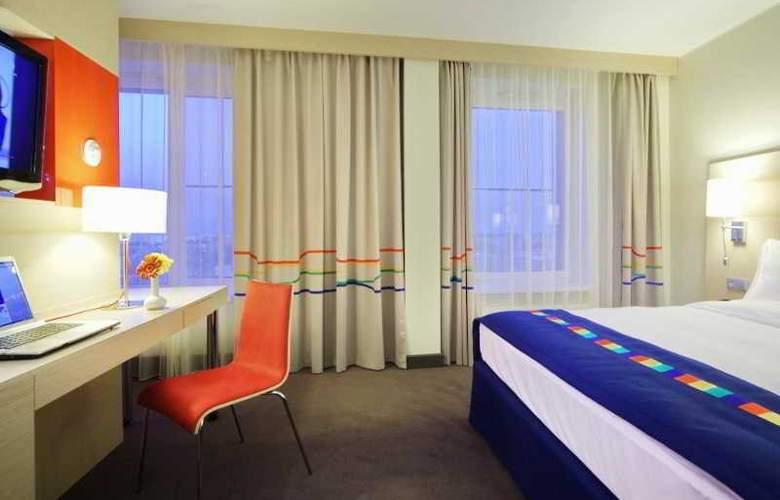 Park Inn Astrakhan - Room - 2