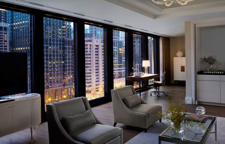 The Langham Chicago - Room - 17