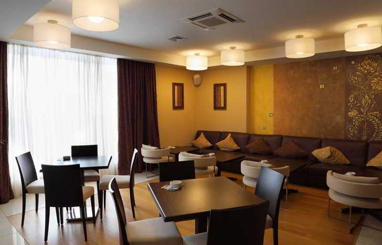 Holiday Inn Chelyabinsk - Bar - 19