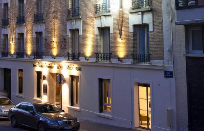 Best Western Plus 61 Paris Nation - Hotel - 0