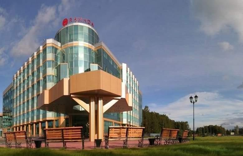 Ramada Yekaterinburg - Hotel - 7