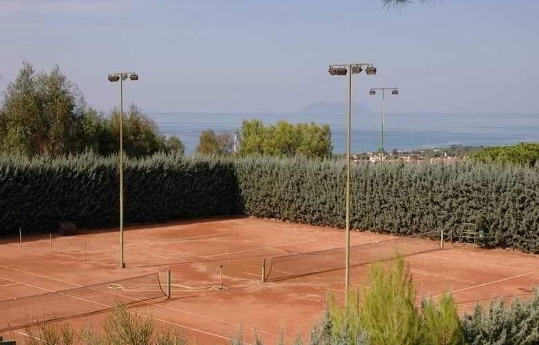 Residence Costa Di Kair Ed Din - Sport - 3
