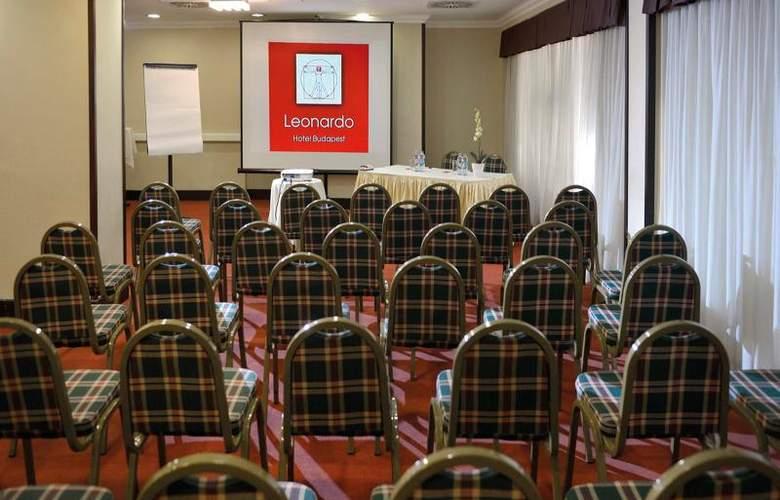 Leonardo Budapest - Conference - 4