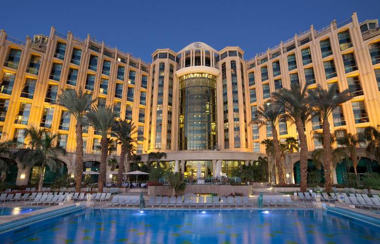 Hilton Eilat Queen of Sheba hotel - Hotel - 9
