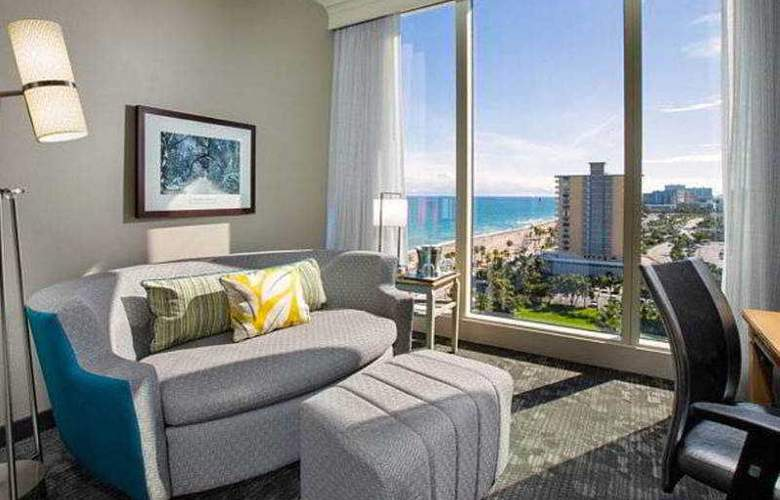 Courtyard By Marriott Fort Lauderdale Beach - Room - 18