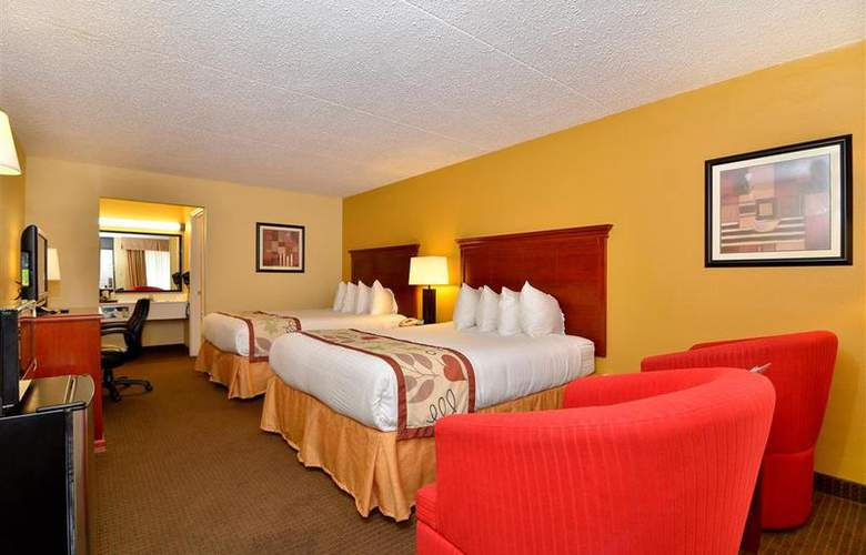 Best Western Corbin Inn - Room - 112