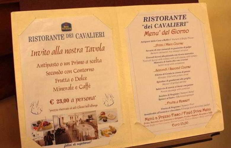 Best Western Hotel Dei Cavalieri - Hotel - 3