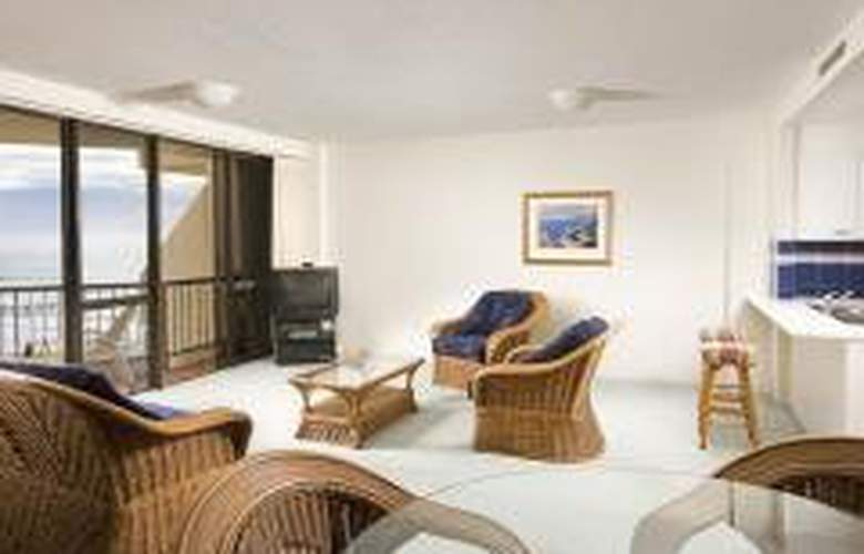 Paradise Centre Apartments - General - 2