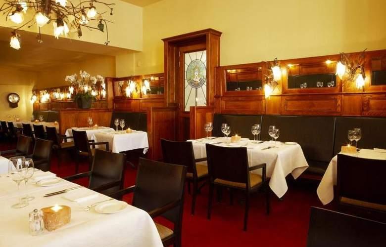 NH Groningen Hotel de Ville - Restaurant - 6