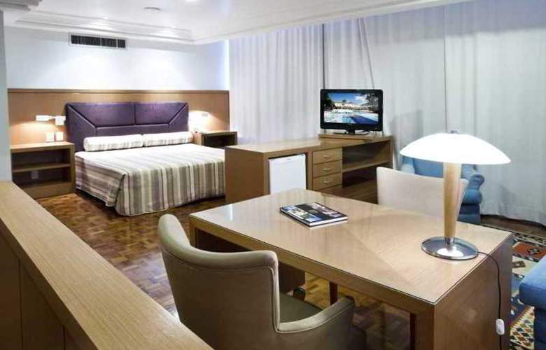 Plaza Sao Rafael Hotel e Centro de Eventos - Room - 12