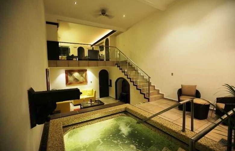 The Latit Real Hacienda de Santiago - Room - 7