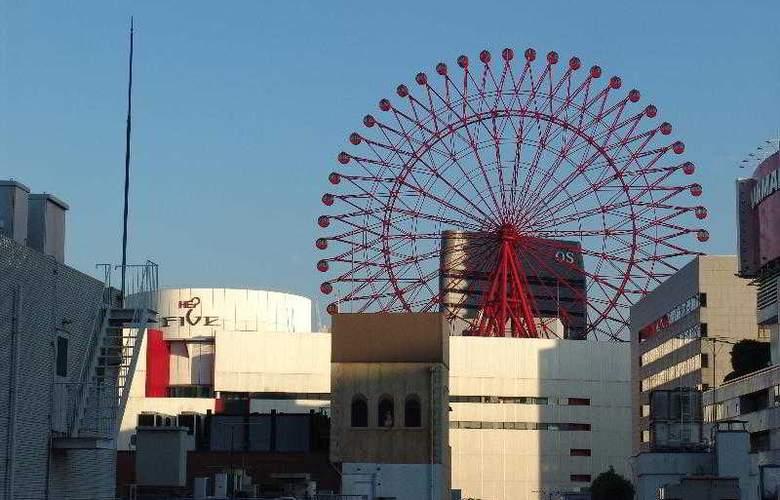 Osaka Tokyu Inn - Hotel - 4