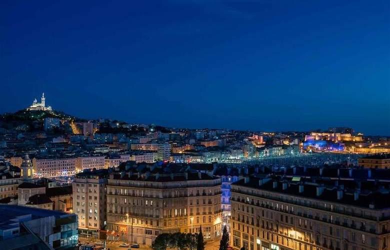 Mercure Marseille Centre Vieux Port - Hotel - 55