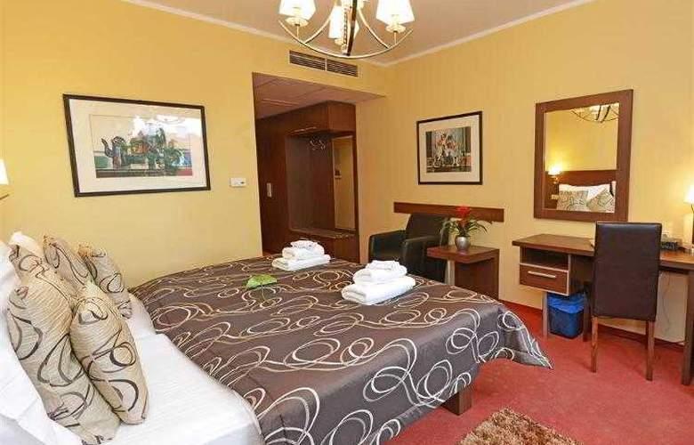 Best Western Hotel Antares - Hotel - 36