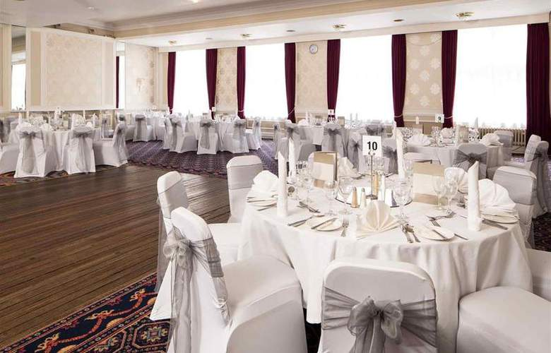 Ramada Jarvis Leicester - Hotel - 24