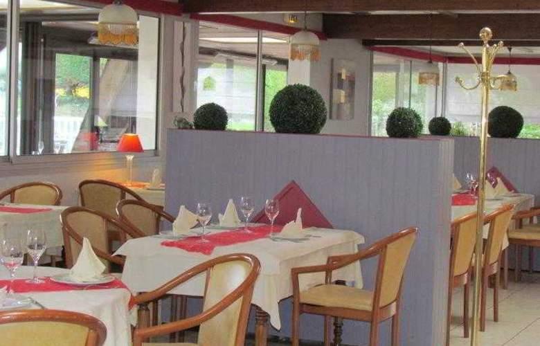 Inter-Hotel Aquilon Saint-Nazaire - Restaurant - 27