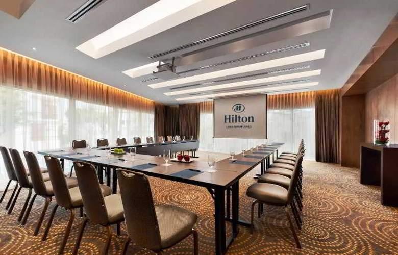 Hilton Lima Miraflores - Conference - 16