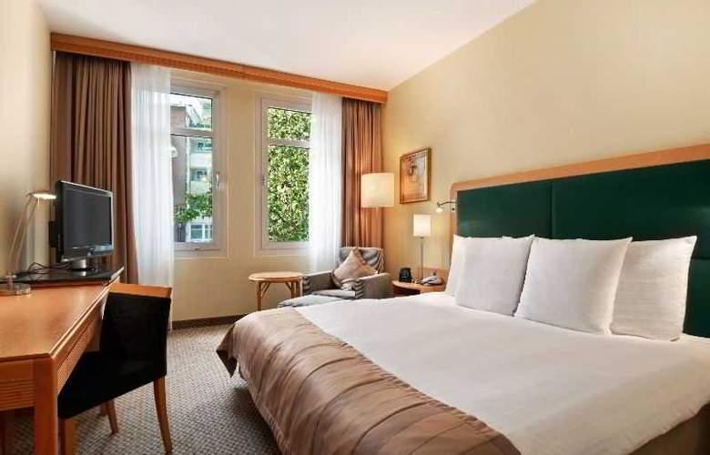 Radisson Blu Hotel Bremen - Room - 9