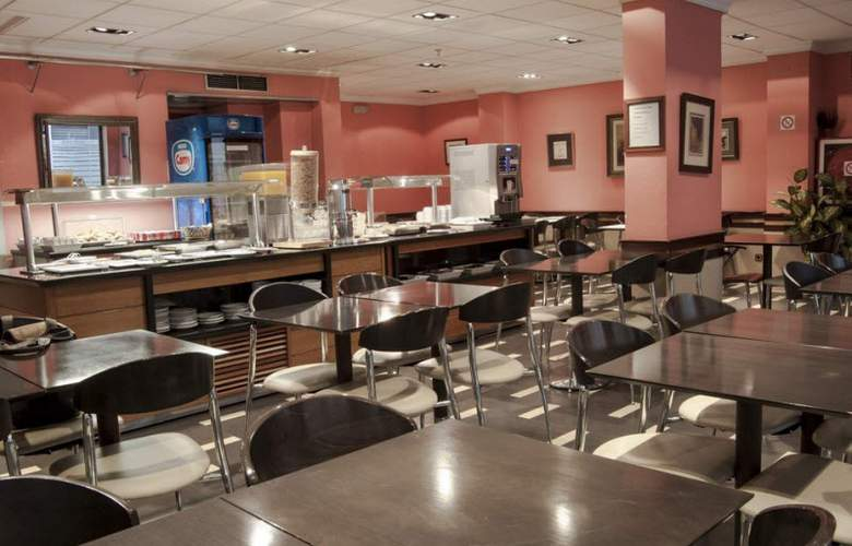 Ronda House - Restaurant - 4