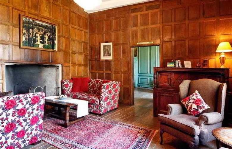Mercure Telford Madeley Court Hotel - Hotel - 24