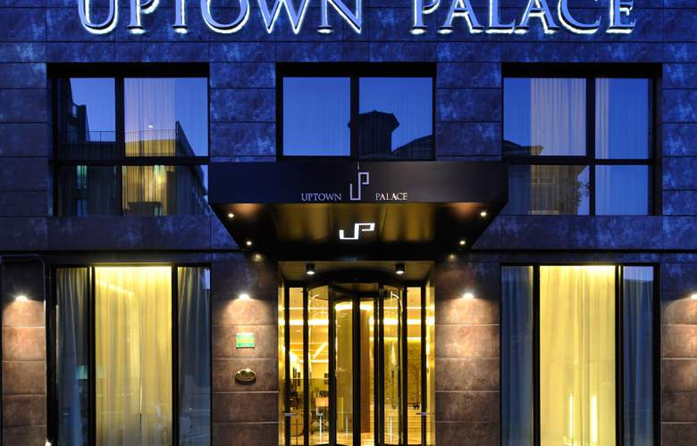 UPTOWN PALACE HOTEL - Hotel - 0