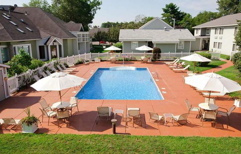 Best Western Windjammer Inn & Conference Center - Pool - 30