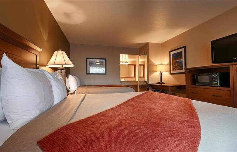 Best Western Town & Country Inn - Room - 91
