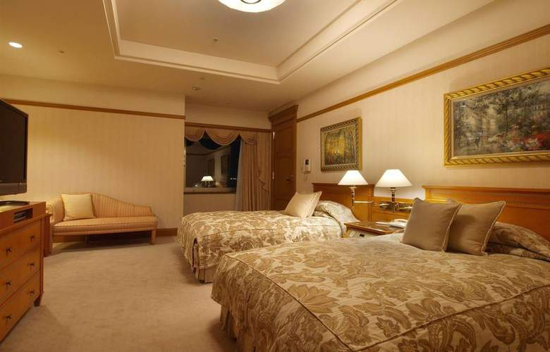 Hotel Metropolitan Nagano - Room - 1