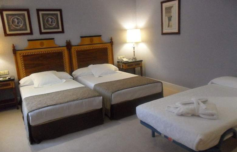 Eurostars Hotel de la Reconquista - Room - 4