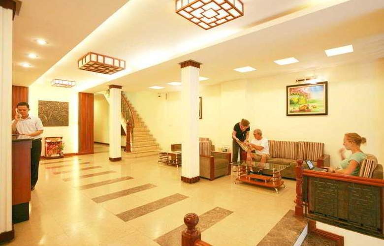 Sunshine Suites Hanoi - Hotel - 0
