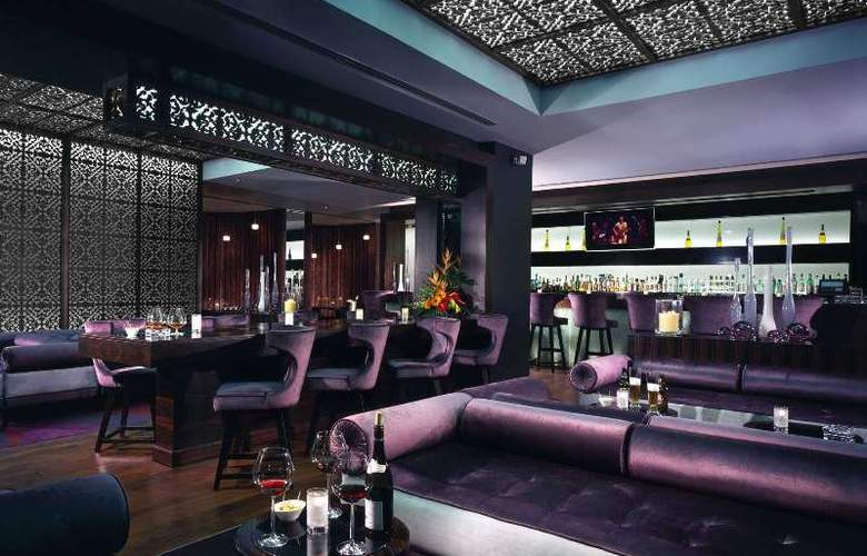 Kempinskin Hotel-Mall of the Emirates - Bar - 9