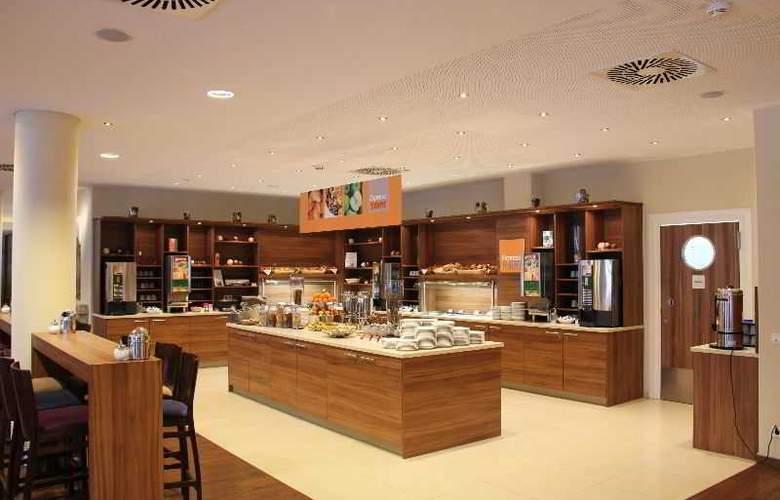 Holiday Inn Express Dresden City Centre - Restaurant - 4