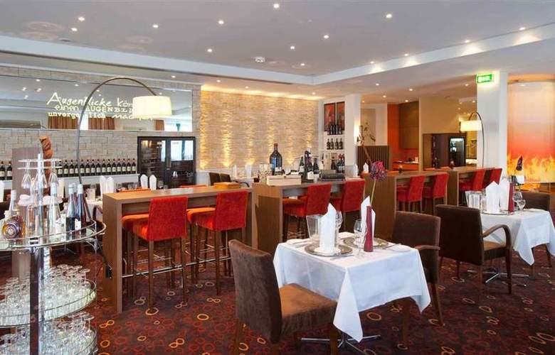 Mercure Hotel Krefeld - Restaurant - 45