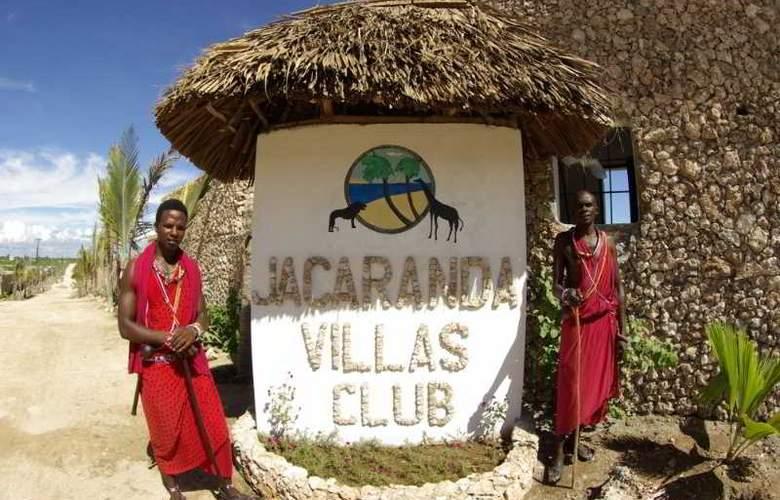 Jacaranda Villas Club - Hotel - 0