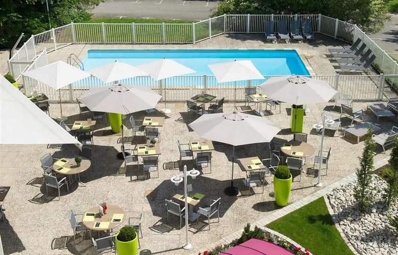 Mercure Annemasse Porte de Genève - Hotel - 25