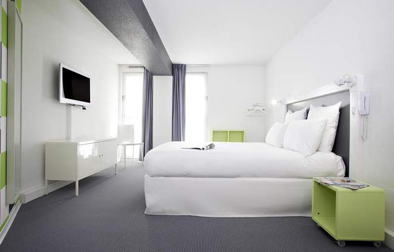 Best Western Bordeaux Aeroport - Room - 2