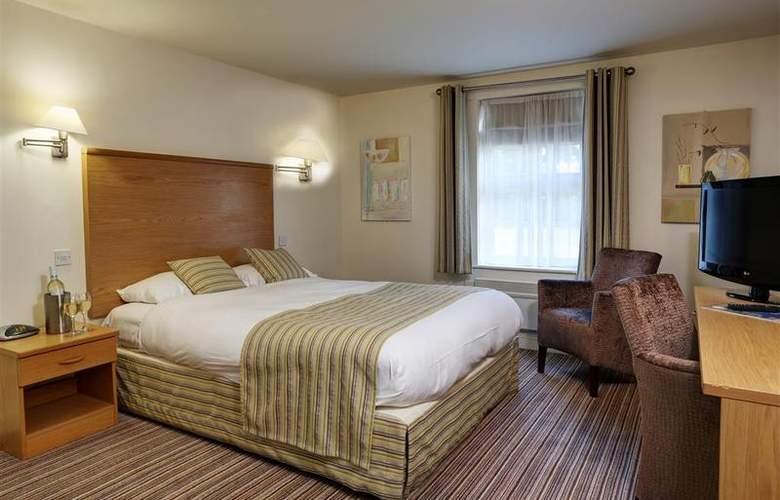 Best Western Mosborough Hall - Room - 160