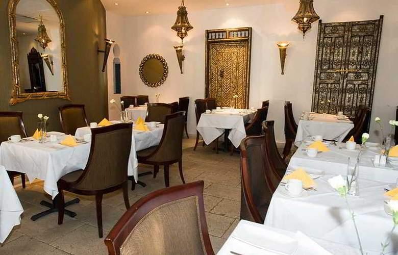 Best Western Premier Shaftesbury Kensington - Restaurant - 4