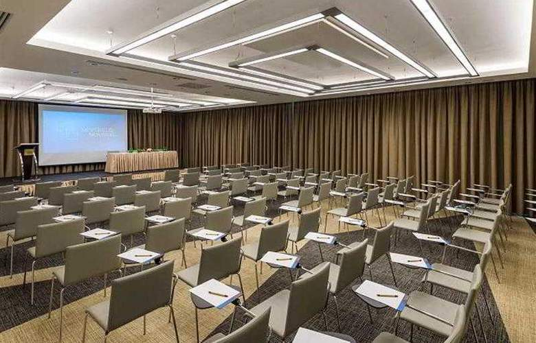 Novotel Moscow Sheremetyevo Airport - Conference - 39