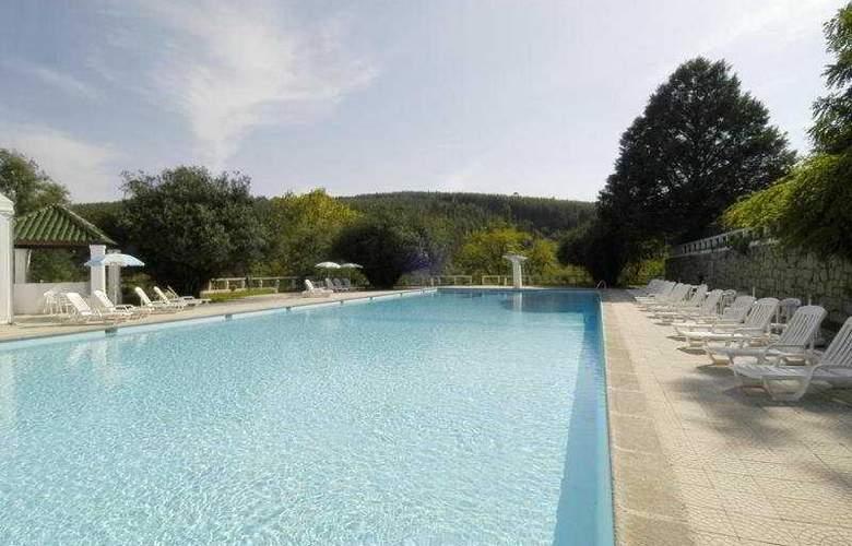 Grande Hotel das Caldas da Felgueira - Pool - 9