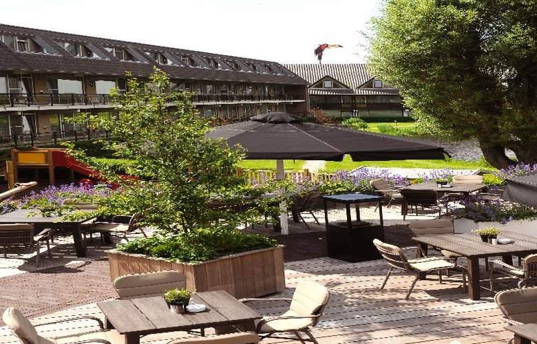 Van der Valk Hotel Volendam - Terrace - 52