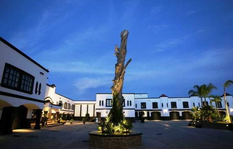 The Latit Real Hacienda de Santiago - Hotel - 4