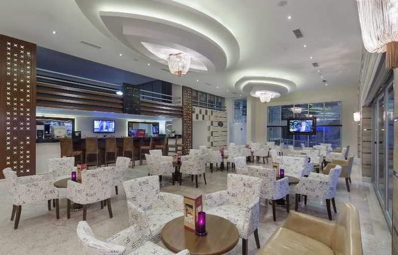 Kleopatra Develi Hotel - Bar - 12