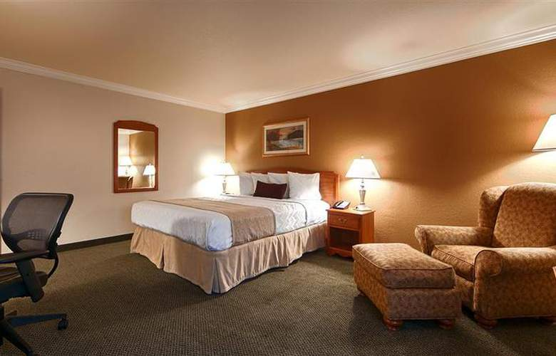 Best Western Town & Country Hotel - Room - 56